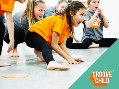 Groove Child Dance in Christchurch