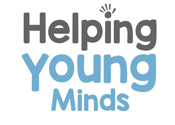 Helping Young Minds Logo COLOUR